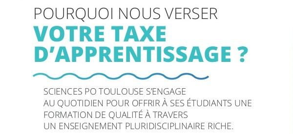 Campagne Taxe d'Apprentissage 2019